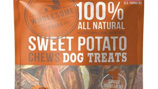 Wholesome Pride Sweet Potato Chews
